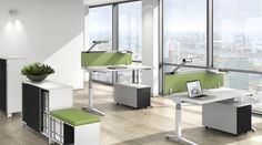 CANVARO DESK - Designer Contract tables from Assmann Büromöbel ✓ all information ✓ high-resolution images ✓ CADs ✓ catalogues ✓ contact.