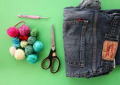 Denim rag rug supplies - mypoppet.com.au