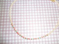 Hayattan Esintiler / A necklace :D