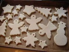 Hiving Out: Salt Dough Ornaments