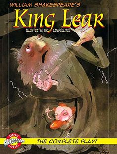 King Lear by Ian Pollock