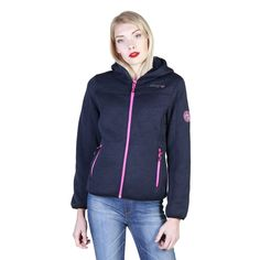 Chaqueta con capucha de Geographical Norway. Equípate¡¡¡ (Hooded jacket of Geographical Norway. Equip yourself!).