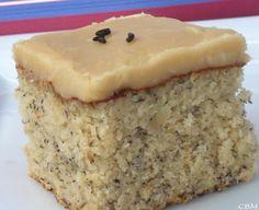 Dans la cuisine de Blanc-manger: Gâteau aux bananes