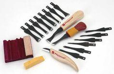wood carving tools -flexcut
