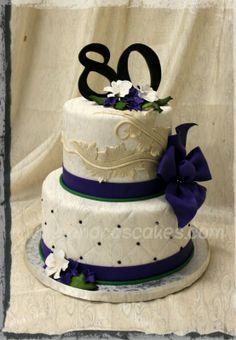 Elegant Birthday Cakes For Women | Sandra's Cakes: BIRTHDAY CAKES