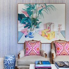 Anna Spiro Designer Wallpapers| Porter's Paints