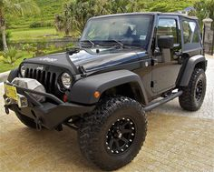 2010 Jeep Wrangler Off Road Custom