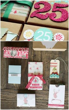 40 amazing christmas gift wrapping ideas you can make yourself 40 amazing christmas gift wrapping ideas you can make yourself solutioingenieria Images