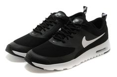 Nike Men Air Max Thea Print Running Shoes,Grey Dark Blue,Sport Athletic Shoes