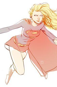 @deviantART Picks: Week of 1/19/2013 #Wolverine #LadyDeath #Supergirl | Images Unplugged