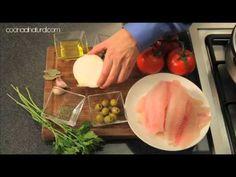 Minilla de pescado al estilo de Sonia Ortiz por Cocina al natural