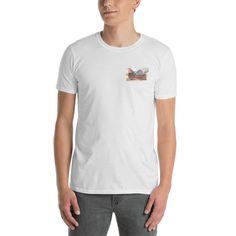DJ Marshmello mask, Gamer Smiley Front Pocket Face Music Fan Unisex T-Shirt for Adults Haiti, Wolf T-shirt, Gaming Girl, Unisex, Game Mode, Herren T Shirt, Tsunami, Grey Shirt, Way Of Life