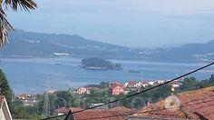 Vistas a la Isla de San Simón, Pontevedra | Restaurante tapería Vilarosa en Cedeira, Redondela (Pontevedra)
