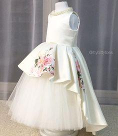 Ivory Rosalina Dress