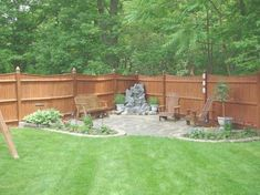 Small Backyard Ideas On A Budget Diy Simple Garden Design | Allowed to be able to the web site, with this time I will demonstrate regarding Small back... http://zoladecor.com/small-backyard-ideas-on-a-budget-diy-simple-garden-design #simplelandscapeonabudget