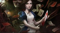 Alice: Madness Returns by OmriKoresh on DeviantArt