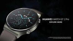 Ready to #ExploreMore? With 100+ workout modes, the #HUAWEIWATCHGT2Pro brings you pro sports functionality.