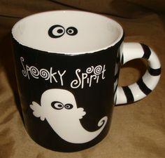 Spooky Spirit Ghost Mug