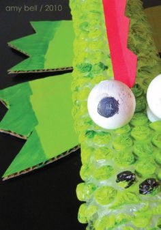 These bubble wrap crazy crocs are a super fun summer activity for kids.