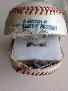 This guy really hit it out of the park! @myweddingdotcom