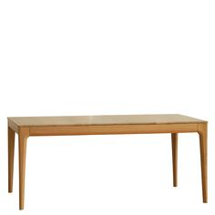Ercol Romana Large Extending Dining Table, Oak | Sideboards | Dining Room
