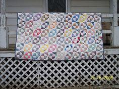 Feedsack Quilt | Flickr - Photo Sharing!