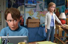 The True Identity of Andy's Mom Makes 'Toy Story' Even More Epic