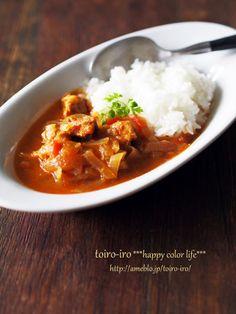レッドトマトスープカレー by トイロさん   レシピブログ - 料理ブログ ...