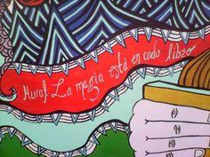 Mural de la secundaria manuel gomez morin en la azucena el salto jalisco