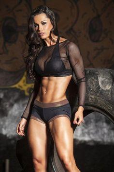 Mehr #sexy geht nicht! Dieses #Fitnessmodel beweist, wie attraktiv ein fitter #Body bei Frauen ist! Wenn Du auf der Suche nach einem #Fatburner bist, der wirklich wirkt, dann schau mal hier vorbei: http://j.mp/fatburner-1