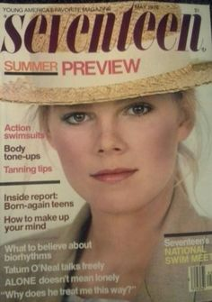 Seventeen magazine, May 1978, Summer Preview