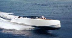 Vanquish VQ48 sports boat