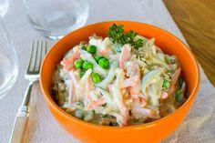 Italiansalaatti - Ruoka & Koti Koti, Cabbage, Salad, Vegetables, Recipes, Cabbages, Salads, Vegetable Recipes