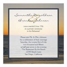 wording for wedding reception invitations | the big day <3, Wedding invitations