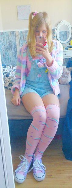 Pin by Pocky Pants on Fairy Kei | Pinterest | Fairy Kei | Pinterest