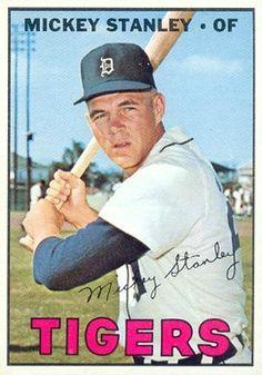 1967 Topps Stanley