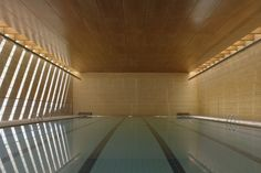 VIER Arquitectos, Santos-Díez · Indoor swimming pool in Toro · Divisare