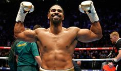 Heavyweight champion and new vegan David Haye came out of an injury-induced retirement and defeated his first opponent in 131 seconds.