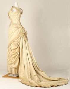 Charles Frederick Worth - Dress - 1880–82
