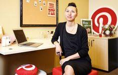 Enid Hwang, community manager do Pinterest e sexta funcionária, fala sobre a plataforma e os desafios no Brasil.
