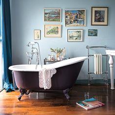 A bathroom in Kensal Rise