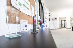 a peek inside of barzahlen.de -cash payment solutions- office in Berlin - OFFICE DROP IN Berlin, Drop