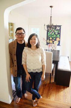 Clara & Sam's Warm & Inviting Rockridge Home — House Tour | Apartment Therapy