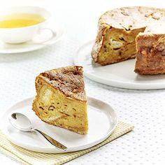 Belgium Food, Pudding, Banana Bread, French Toast, Breakfast, Desserts, Mont Blanc, Tarts, Food