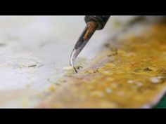 M. Tibo - Encaustic Master - YouTube