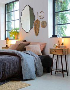 Tips voor een goede nachtrust! Een mooie, opgeruimde slaapkamer helpt...