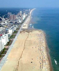 virginia beach boardwalk...blessed to have grown up here. really miss it a lot.