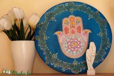 Védelmező kéz/Fatima keze (Ohm szimbólummal) (GaiaManufaktura) - Meska.hu