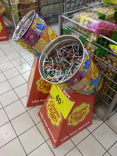 Retail Point of Purchase Design | POP Design | Confectionary POP |