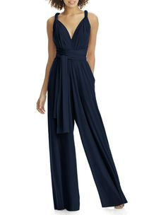 3061708f6baa Convertible Jumpsuit Infinity Bridesmaid jumpsuit